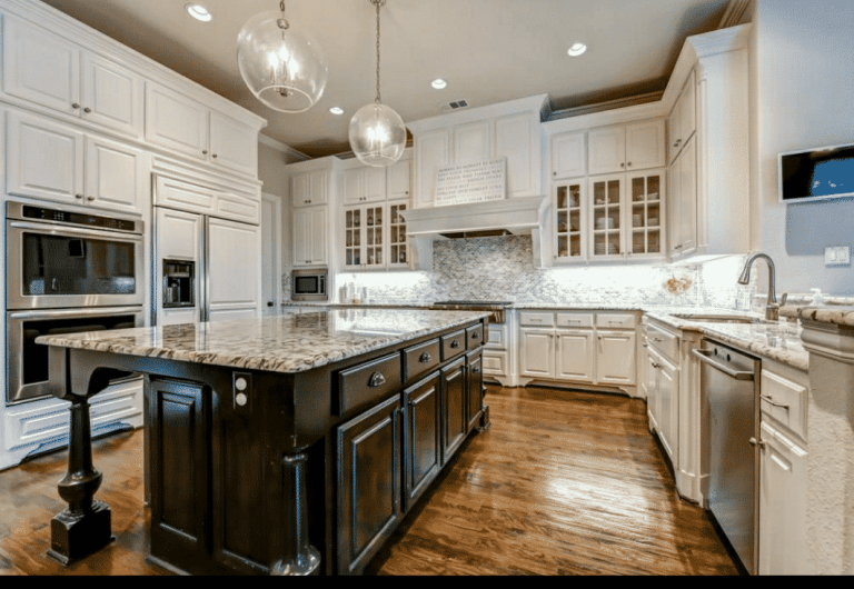 Cabinets Painting Dallas & Forth Worth
