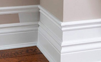 crown molding painting services