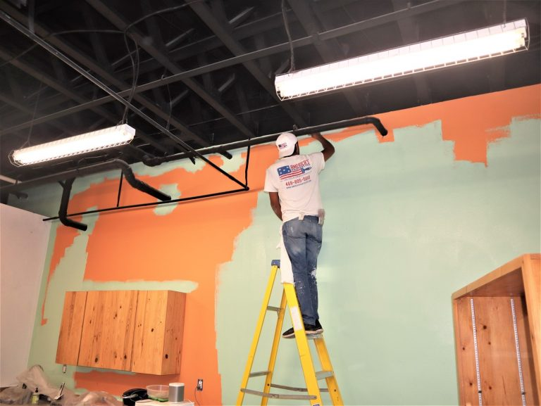 Commercial Interior painting Highland Village