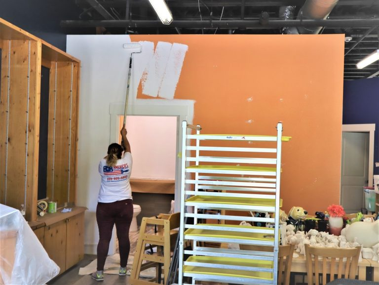Dallas commercial painter