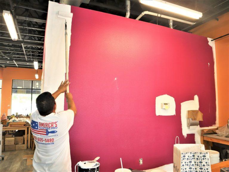 Dallas commercial painters