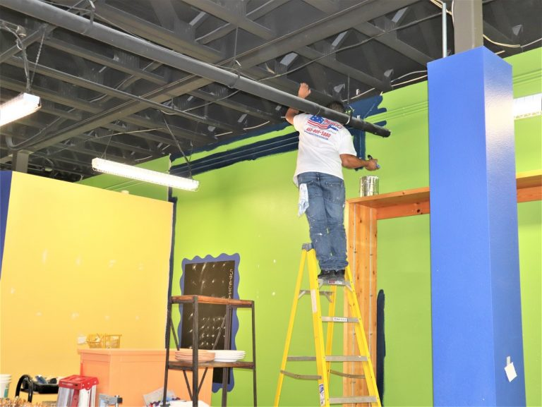 Dallas commercial painting