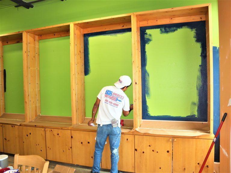 Frisco commercial painters