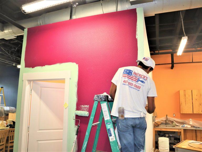 commercial painting company - Denton, TX