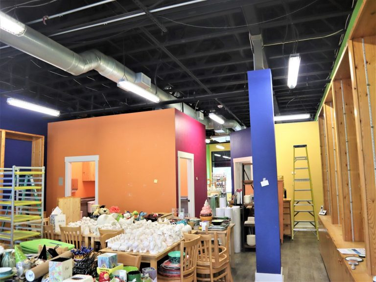 commercial painting service Denton,TX