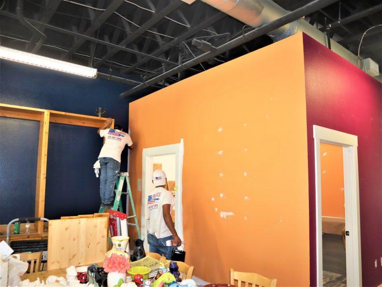 dallas commercial painting contractors