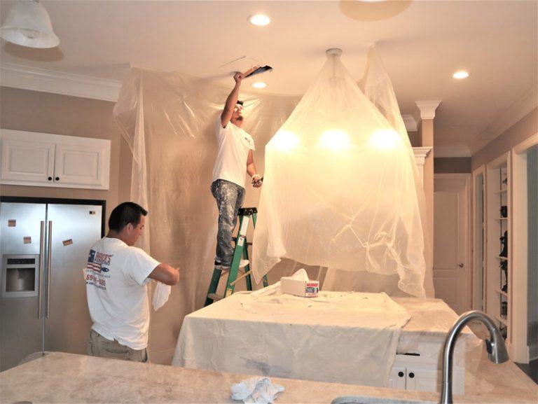 Drywall repair - Desoto, TX