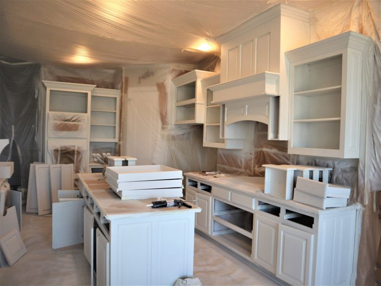 Interior painting services in Heath, TX