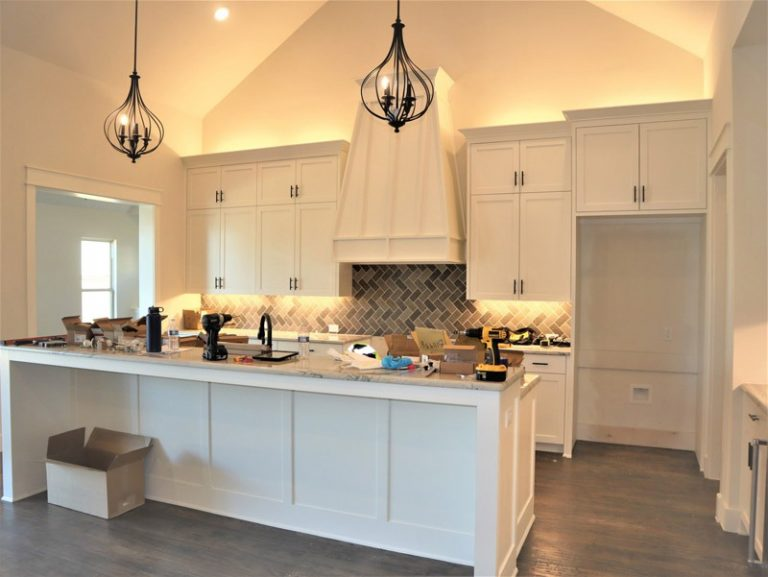 Kitchen Cabinet Painting Service Celina