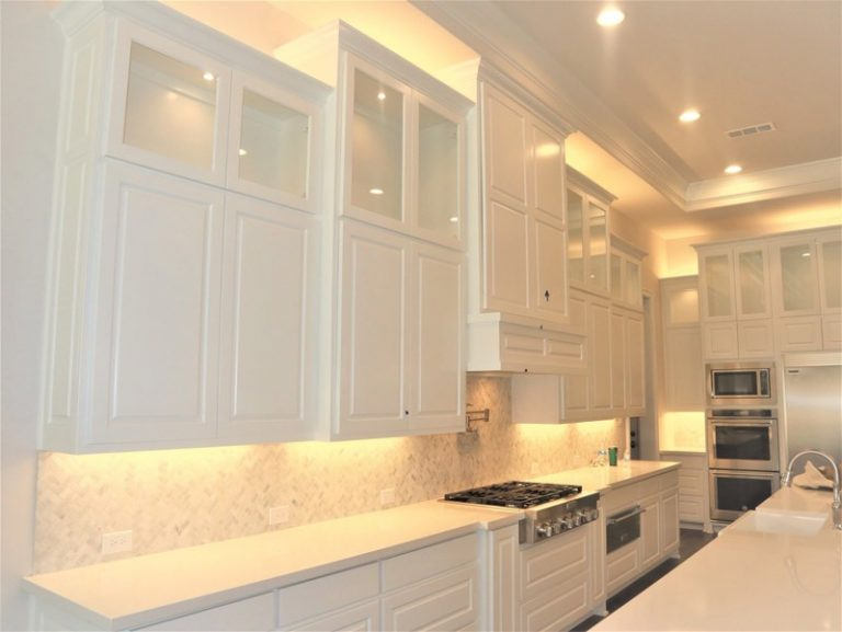 Kitchen Cabinet Painting Service Plano, TX