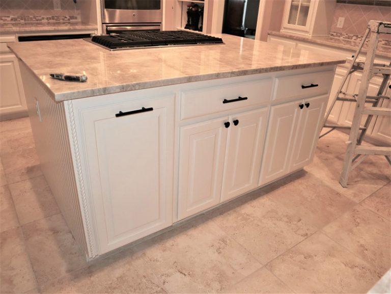 Cabinet resurfacing Desoto, TX